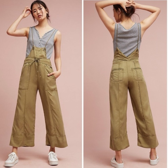 c2eaf34a9d19 Anthropologie Pants - Anthropologie Hei Hei Recreation Overalls